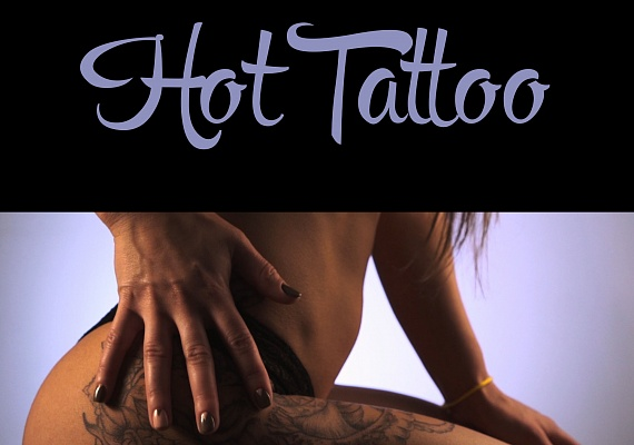 HOT Tattoo by VOLK